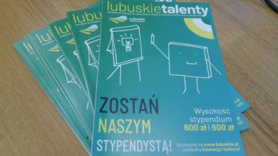 """Photo of 3 miliony do podziału między """"Lubuskie Talenty"""". Kto dostanie stypendium?"""