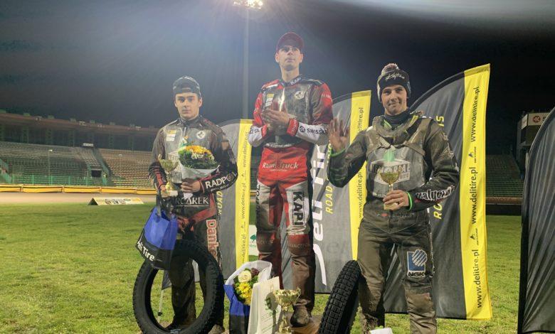 Photo of Krakowiak wygrywa Memoriał Rycerzy Speedwaya