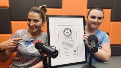 Photo of Guinness na uczelni! Certyfikat z bicia rekordu trafi dziś do rektora