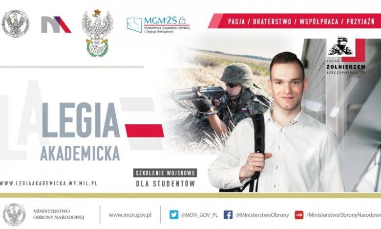 """Photo of Studenci znów ruszą do armii. UZ kontynuuje program """"Legia Akademicka"""""""