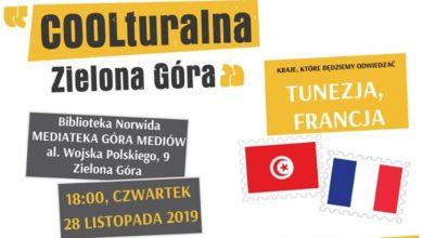 """Photo of """"COOLturalnej Zielonej Góry"""" część ostatnia. Na podsumowanie – wiedza o Tunezji i Francji"""