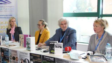 """Photo of Cały miesiąc pod patronatem Anny Tokarskiej. """"Norwida"""" odwiedzi m.in. Marek Krajewski"""