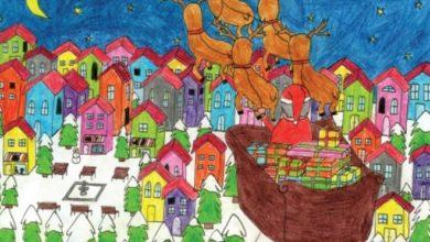Photo of O klimat świąt na uczelni dbają… dzieci. Zrobiły piękne kartki!