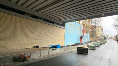 Photo of Wiadukt na Batorego w poniedziałek otwarty dla pieszych [ZDJĘCIA]