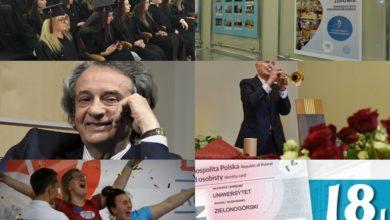 Photo of Nagrody, otwarcia, jubileusze. Tak wyglądał rok na uniwersytecie!