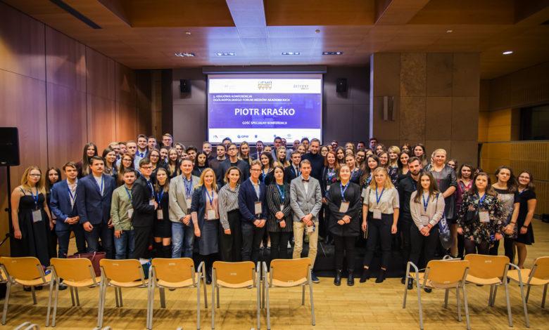 Photo of V Krajowa Konferencja Ogólnopolskiego Forum Mediów Akademickich