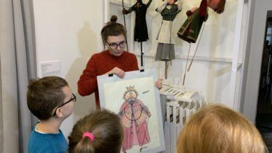 Photo of Jak poruszać marionetką? Dzieci to wiedzą i robią własne lalki!