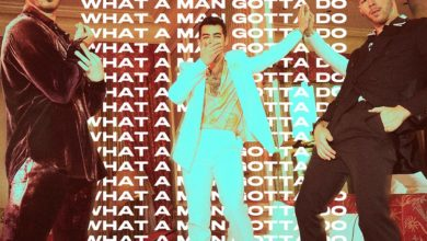Photo of Jonas Brothers – What A Man Gotta Do