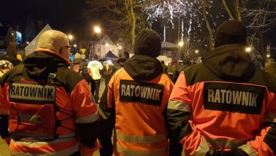 Photo of Bezpieczeństwo na finale WOŚP w Zielonej Górze z perspektywy ratownika
