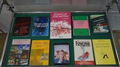 Photo of Zdrowie jest najważniejsze! Wystawa w Bibliotece Pedagogicznej