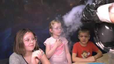 Photo of Sposób na nudę w ferie? Kosmiczne zabawy w planetarium! [FERIE 2020]