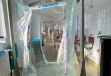 Photo of Wyższe standardy higieny w szpitalu. Pojawiły się mobilne śluzy