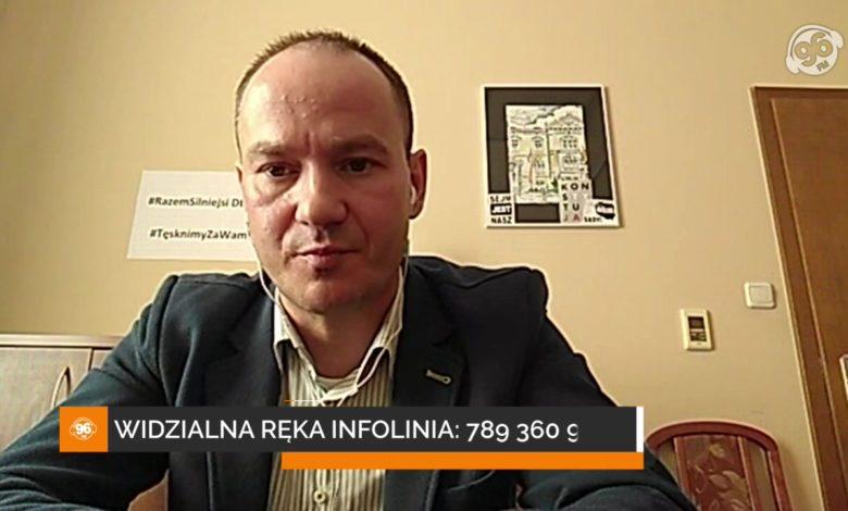 Photo of Radosław Brodzik: Nie wyobrażam sobie traumy kobiet!