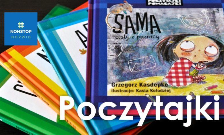 """Photo of Cały """"Norwid"""" (i nie tylko) czyta dzieciom! Zobaczcie """"Poczytajki"""""""