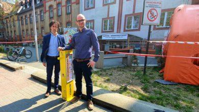 Photo of Urządzenia do dezynfekcji pojawią się w różnych miejscach miasta