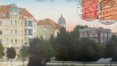 Photo of Dawna willa siedzibą redakcji [Nieznana Zielona Góra]