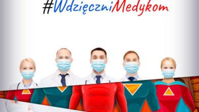 """Photo of Koniec akcji """"Wdzięczni Medykom"""": ponad 120 tysięcy złotych dla szpitali"""
