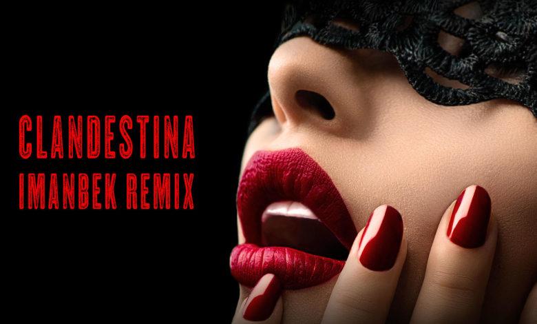 Photo of FILV & Edmofo feat. Emma Peters – Clandestina [Imanbek Remix]