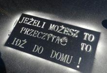 Photo of Apele do mieszkańców – także na chodnikach. Maluje je Instytut Równości