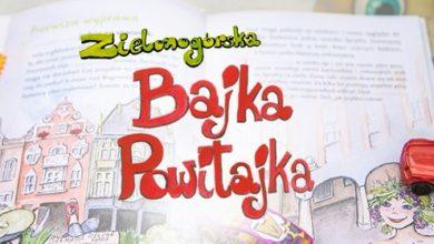 """Photo of Miasto srok i bachusików ma swoją """"Bajkę Powitajkę""""! To książka dla każdego dziecka"""