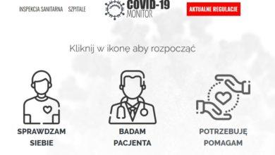 Photo of Portal covid-monitor.org – zostań w domu, sprawdź objawy w internecie