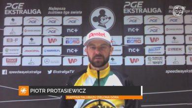 Photo of Piotr Protasiewicz: Jestem optymistą, czekam na start ligi