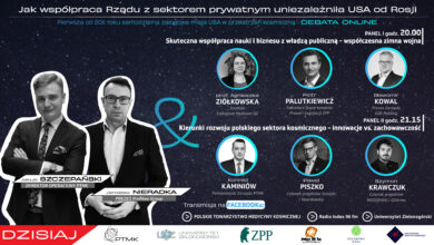 """Photo of """"Kosmiczna debata"""" na UZ. Startujemy o 20!"""