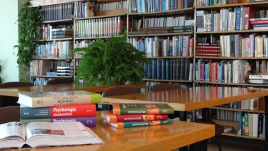 """Photo of Biblioteka pedagogiczna wraca do pracy. Książki oddamy w holu """"Norwida"""""""