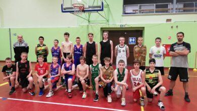 Photo of Przyszłość lubuskiej koszykówki trenowała w Drzonkowie