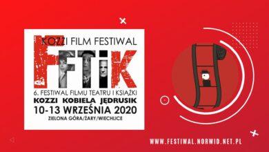Photo of Kozzi Film Festiwal 2020 przełożony na wrzesień. W programie – pokazy filmów, spotkania, koncerty