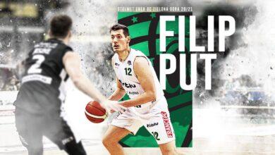 Photo of Filip Put nowym koszykarzem Stelmetu