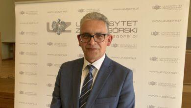 Photo of Prof. Wojciech Strzyżewski nowym rektorem Uniwersytetu Zielonogórskiego