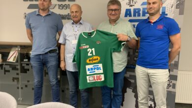 Photo of Meier zostaje w Stelmecie. Jutro następna umowa?