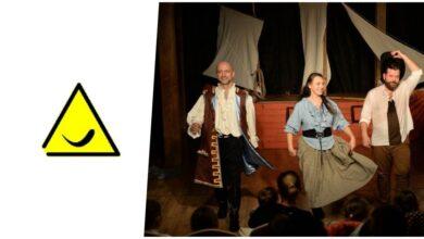 """Photo of """"Ładne piosenki"""" – Teatr Rozrywki Trójkąt potrzebuje Waszego wsparcia"""