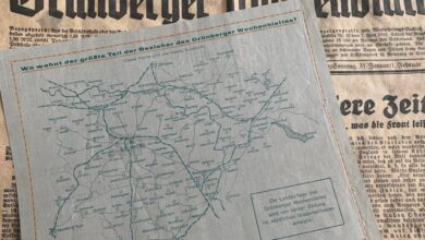 """Photo of """"Grünberger Wochenblatt"""" aktualny… do dziś! [Nieznana Zielona Góra]"""