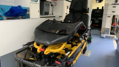 Photo of Transport pacjentów bez wysiłku ratowników. Pogotowie ma 2 nowe ambulanse