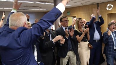 Photo of Wybory prezydenckie – sztab Prawa i Sprawiedliwości: Na razie mamy niemalże remis