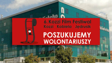 Photo of Wolontariusze na start! KOZZI Film Festiwal szuka ochotników