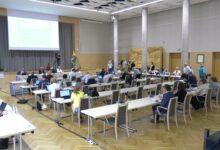 Photo of O bonach wsparcia na sesji sejmiku. Radni wyrażali swoje wątpliwości