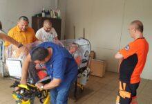 Photo of Inkubator dla dorosłych, czyli jak się przewozi zakażonych pacjentów