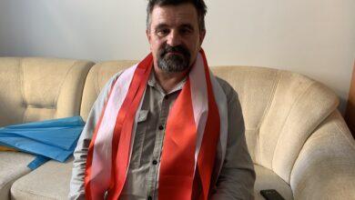 Photo of Białoruski dziennikarz z wizytą w Zielonej Górze. Tu odpoczywa po wyjściu z aresztu