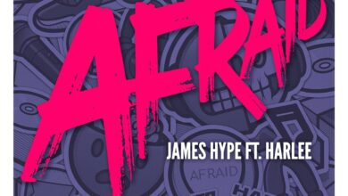 Photo of James Hype ft. HARLEE – Afraid