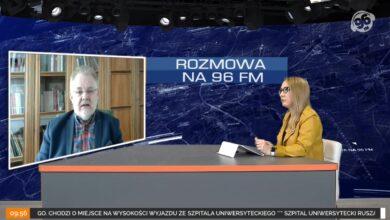 Photo of Prof. Izdebski: społeczeństwo pokazało rządowi, ze potrafi się zintegrować