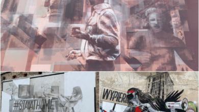 Photo of Duet Jakub Bitka-Łukasz Chwałek znów w akcji. Zobacz nowe murale!