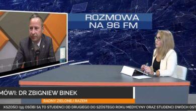 Photo of Zbigniew Binek: Budżet? Nie zapominamy o inwestycjach