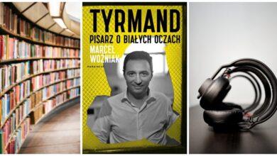 """Photo of """"Tyrmand. Pisarz o białych oczach"""" [Książka na receptę]"""