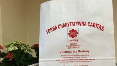 Photo of Torby Charytatywne Caritas gotowe na dary Lubuszan