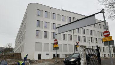 Photo of Budynek jest, potrzebny jeszcze parking. Miasto wspiera Centrum Zdrowia Matki i Dziecka