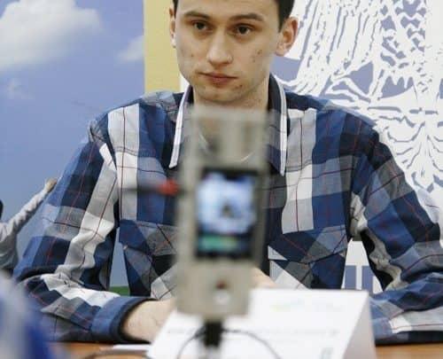 """Photo of Grzegorz Gryncewicz: """"Jako przewodniczący czuję się spełniony"""""""