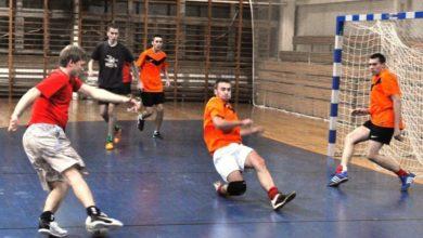 """Photo of Maciej Górecki: """"Futsal jest praktycznie dla każdego"""""""